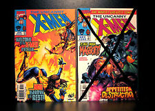 COMICS: Marvel: Uncanny X-men #351 (1990s) - RARE (wolverine/spiderman/thor)