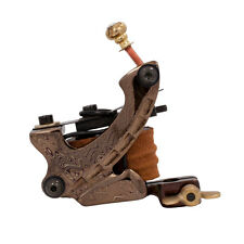 Professional BLUED DAMASCUS TATTOO Machine Shader Gun