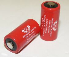 TANK® CR123A 3V Lithium Battery Batteries 123 CR123 DL123 2 Year Warranty