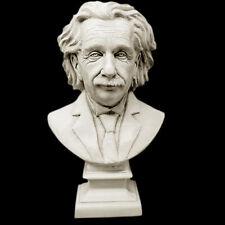 Albert Einstein Bust Sculpture Replica Reproduction