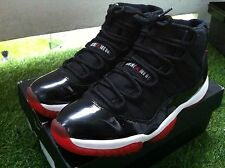 Air Jordan 11 Bred 41 Eur 8us. 1 2 3 4 5 6 7 8 9 10 11 12 13