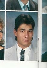 ALBIE LOPEZ 1989 Westwood High School Yearbook Mesa, AZ