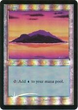 MTG ARENA BETA FOIL ISLAND PROMO CARD NEAR MINT NEVER PLAYED FREE SHIP