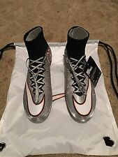 Nike Mercurial Superfly IV CR7 Silverware Size 9US