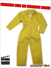 1:6 Saturday Toys/Play House – Wardrobe Series 003 Yellow Jump Suit