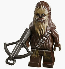 NEW VERSION LEGO CHEWBACCA STAR WARS MINIFIG chewie minifigure figure 75094