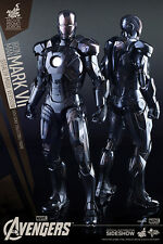 1/6 Iron Man Mark VII Stealth Mode Version Movie Masterpiece Hot Toys