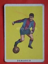 VECCHIA FIGURINA RASA calcio football 1961 BOLOGNA FC Ettore Demarco *