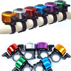 New Sport Bike Bicycle Cycling Bell Metal Horn Ring Safety Sound Alarm Handlebar