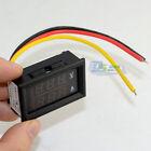Volt Amp Voltmeter Ammeter Digital LED Voltage Current panel Meter DC4.5-30V 10A