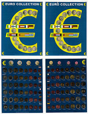 EURO (12 Countries) 96 Coin Collection (FREE Bonus Set with 'BUY-IT-NOW')