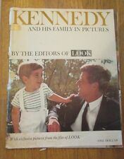 Kennedy and His Family in Pictures by Editors of LOOK