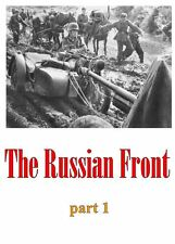 2 DVD SET: THE RUSSIAN FRONT, 1941 - 1945 *with English or German audio*