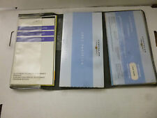 Chrysler 2005 Pacifica Owner's Manual & Maintenance Logbook & More 082613ame3