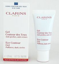 Clarins Eye Contour Gel 20 ml / 0.7 oz New In Box. (Sku:5105)