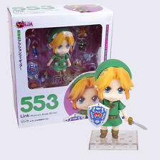 zelda link action N03 pvc figure toy anime collection new
