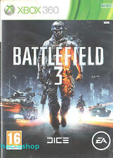 Battlefield 3 Microsoft Xbox 360 16+ Shooter FPS Game
