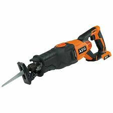 AEG RECIPROCATING SAW 18V Li-Ion Cordless Orbital Action, German Brand-Skin Only