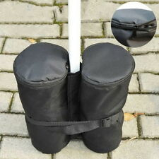 New Canopy Weight Sand Bag Anchor Gazebo Pop Up Tent Pole Outdoor Party 40 lbs