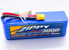 ZIPPY Flightmax 3000mah 6S1P 6s 22.2v 20C 30c Lipo battery FAST FREE SHIPPING