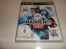 PLAYSTATION 3 PS 3 Madden NFL 25
