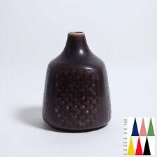 Wonderful stoneware VASE - SAXBO Eva Staehr Nielsen Denmark 1950's