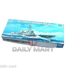 Trumpeter 1/350 04528 USS Forrest Sherman DDG-98 Model Kit