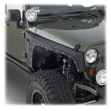 Smittybilt XRC Armor Front Fenders 2007-2016 Jeep Wrangler JK 2 & 4 Door 76880