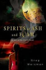 Spirits of Ash and Foam: A Rain of the Ghosts Novel-ExLibrary