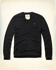 Hollister Men V-Neck Sweater shirt size X-Large new with tags