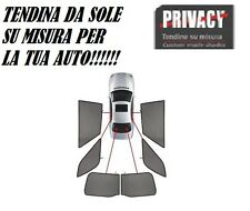 TENDINE DA SOLE PRIVACY SU MISURA PER AUTO DACIA FIAT FORD HONDA HIUNDAY KIA