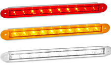 TRAILER RECESS MOUNT STOP & TAIL REAR INDICATOR REVERSE 12VOLT LED AUTOLAMPS