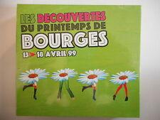 LES DECOUVERTES DU PRINTEMPS DE BOURGES 99 ( 4 CD NEUF !!! ] ~ PORT GRATUIT