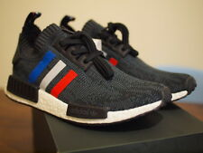 NEW ADIDAS NMD R1 PK Tri Colour BLACK UK9 US9.5 EU43.3 DS boost