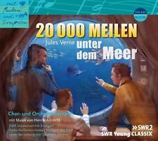 20 000 Meilen unter dem Meer von Verne Jules und Henrik Albrecht (2014), OPV, CD