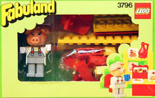 NEW Lego Fabuland 3796 SMALL BAKERY Sealed - 1986' / Ships World Wide