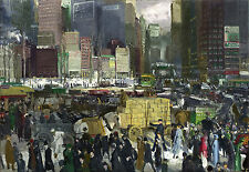 Images of America: George Bellows: New York, 1911 - Fine Art Print