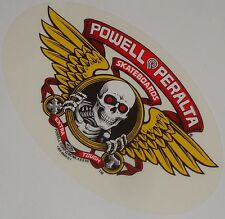 POWELL PERALTA  Winged Ripper XT - Skateboard Sticker