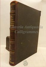 MATEMATICA - BIANCHI, Luigi: LEZIONI TEORIA GRUPPI CONTINUI TRASFORMAZIONI 1903