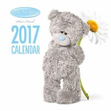 Me to You Photo Finish Mini Calendar 2017 NEW - Tatty Teddy Bear