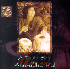 Pal, Anuradha-A Tabla Solo CD NEW