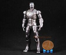 Kaiyodo Capsule Q Figur IRON MAN Mark II 2 Tony Stark Japan Marvel A602