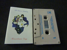 THE DREAM ACADEMY REMEMBERANCE DAYS RARE CASSETTE TAPE!