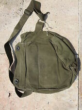 Us Army m17 gas Mask protective Bag pouch bolso USMC Navy vietnam nam ORIG!!!