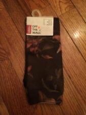VANS FLORAL SOCKS MENS SIZE 6.5 - 9 NEW WITH TAG
