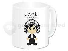 Personalised Gift Judge Mug Cup Male Barrister Lawyer Law Student Graduation #4