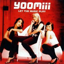 CD Album Yomiii Let The Music Play (Superstar, Kiss Me) 2007 BMG Sony