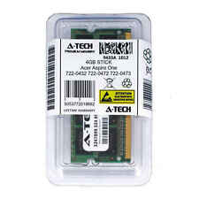 4GB SODIMM Acer Aspire One 722-0432 722-0472 722-0473 PC3-8500 Ram Memory