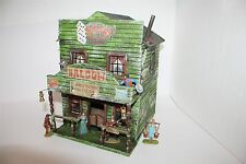 Old West, Saloon-Gambling Room, 1705, zu 7cm Figuren, GMKT World of Diorama