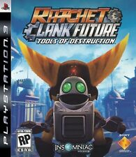 Ratchet & Clank Future: Tools of Destruction - Playstation 3 Game